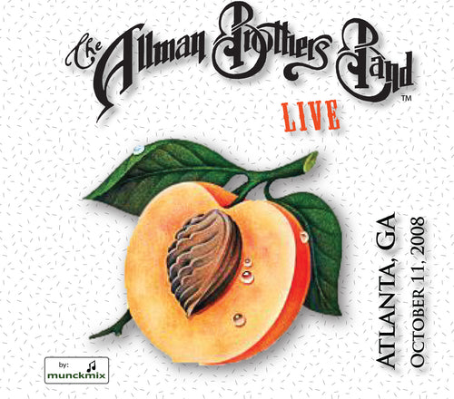 The Allman Brothers Band: 2008-10-11 Live at Chastain Park, Atlanta, GA, October 11, 2008