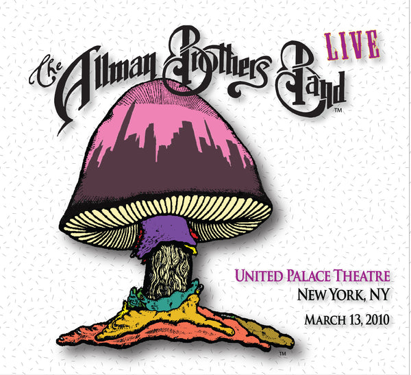 The Allman Brothers Band: 2010-03-13 Live at United Palace, New York, NY, March 13, 2010