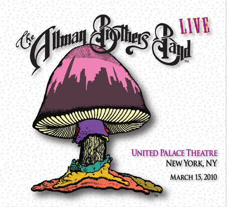 The Allman Brothers Band: 2010-03-12 Live at United Palace, New York, NY, March 12, 2010