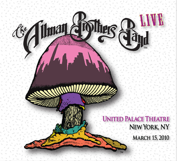 The Allman Brothers Band: 2010-03-15 Live at United Palace, New York, NY, March 15, 2010