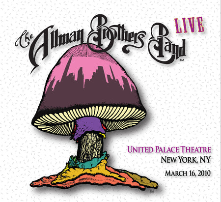 The Allman Brothers Band: 2010-11-15 Live at Palace Theatre, Albany, NY, November 15, 2010