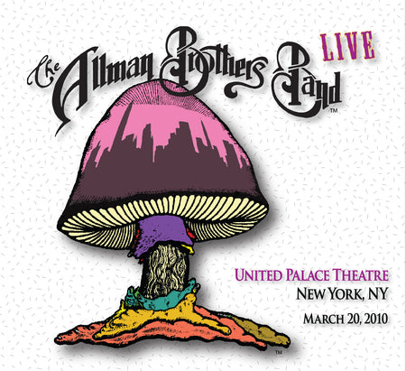 The Allman Brothers Band: 2010-11-20 Live at Orpheum Theatre, Boston, MA, November 20, 2010