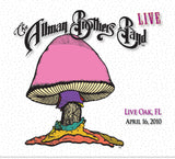 The Allman Brothers Band: 2010-04-16 Live at Wanee Music Festival, Live Oak FL, April 16, 2010