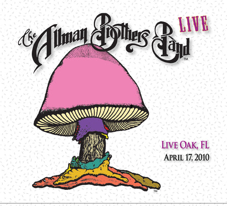 The Allman Brothers Band: 2010-04-17 Live at Wanee Music Festival, Live Oak, FL, April 17, 2010
