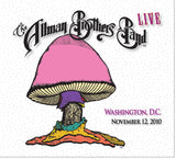 The Allman Brothers Band: 2010-11-12 Live at Constitution Hall, Washington DC, Washington, DC, November 12, 2010