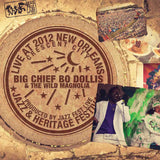 Big Chief Bo Dollis & the Wild Magnolias - Live at 2012 New Orleans Jazz & Heritage Festival