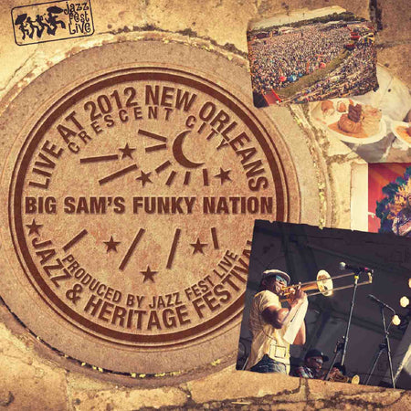 Honey Island Swamp Band - Live at 2012 New Orleans Jazz & Heritage Festival