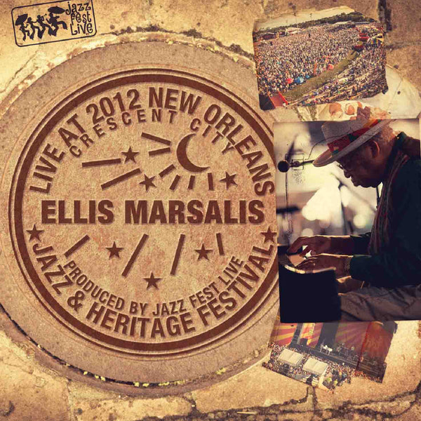 Ellis Marsalis - Live at 2012 New Orleans Jazz & Heritage Festival