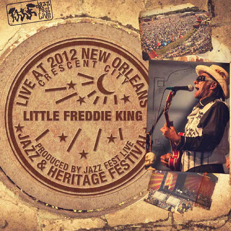 Living Tribute to Harold Batiste - Live at 2012 New Orleans Jazz & Heritage Festival