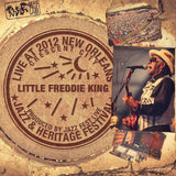 Little Freddie King - Live at 2012 New Orleans Jazz & Heritage Festival