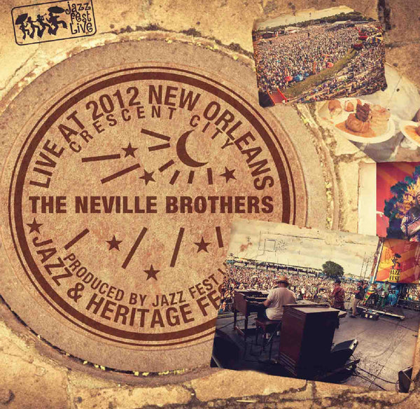 The Neville Brothers - Live at 2012 New Orleans Jazz & Heritage Festival