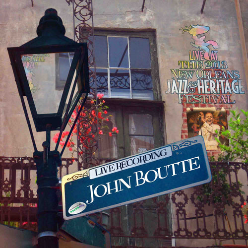 John Boutté - Live at 2013 New Orleans Jazz & Heritage Festival