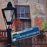 Pastor Tyrone Jefferson - Live at 2013 New Orleans Jazz & Heritage Festival