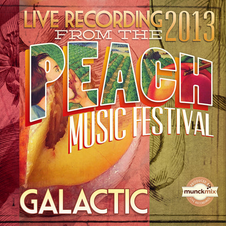 The Peach Music Festival - 2012 CD Set