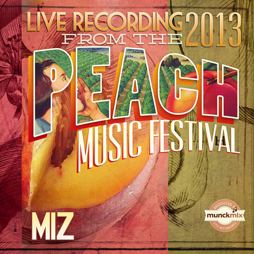 MiZ - Live at 2013 Peach Music Festival
