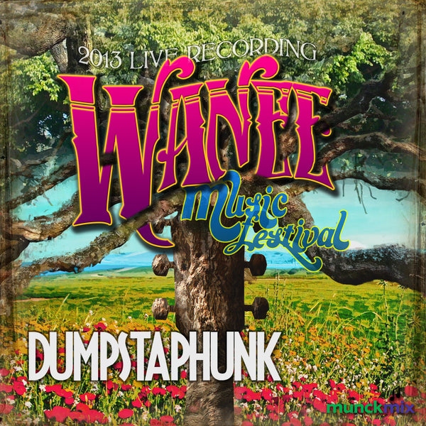 Wanee Music Festival - 2013 CD Set