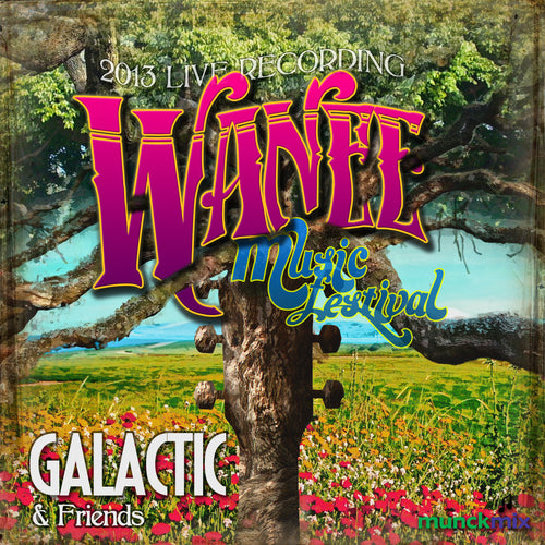 Galactic - Live at 2013 Wanee Music Festival