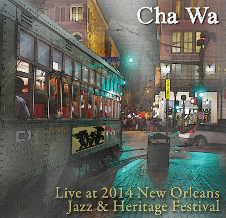 George Porter Jr & Runnin' Pardners - Live at 2014 New Orleans Jazz & Heritage Festival