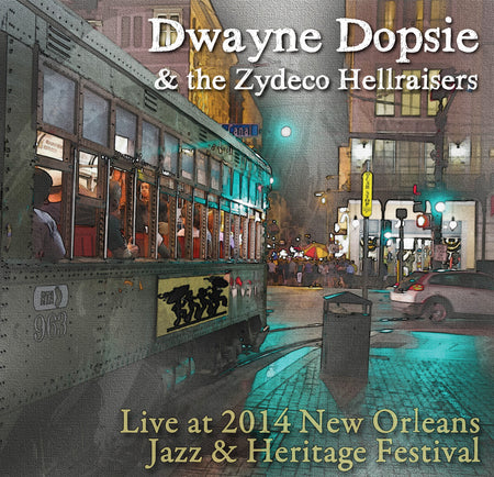 Boutté Family Gospel - Live at 2014 New Orleans Jazz & Heritage Festival