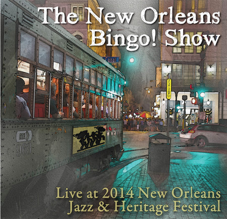 New Orleans Klezmer All Stars - Live at 2014 New Orleans Jazz & Heritage Festival