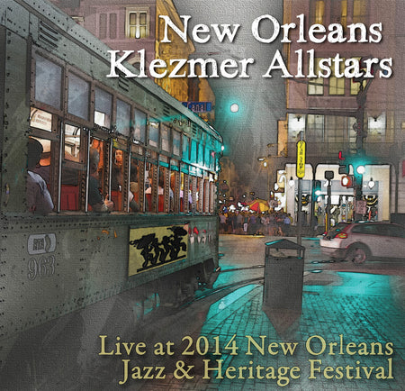 Kristin Diable - Live at 2014 New Orleans Jazz & Heritage Festival