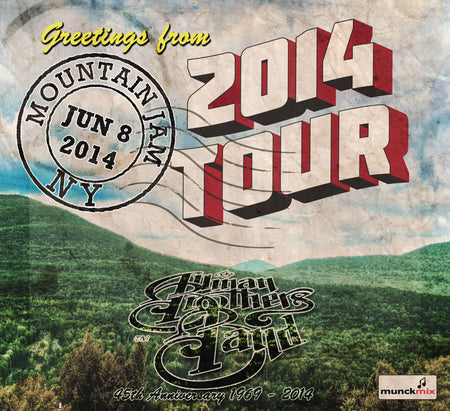 The Allman Brothers Band: 2014-04-12 Live at Wanee Music Festival, Live Oak, FL, April 12, 2014