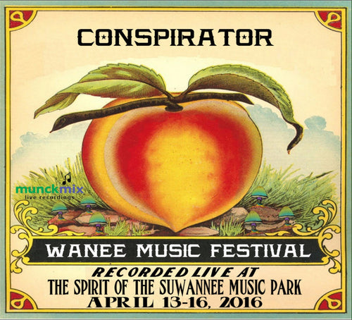 Conspirator- Live at 2016 Wanee Music Festival
