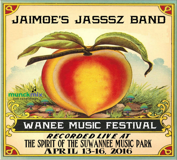 Jaimoe Jasssz Band - Live at 2016 Wanee Music Festival
