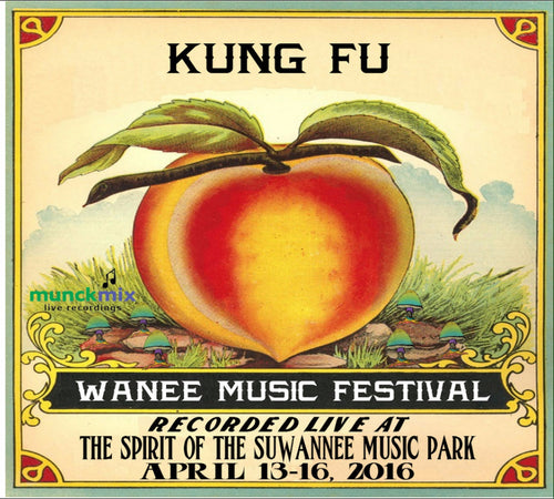 Kung Fu - Live at 2016 Wanee Music Festival