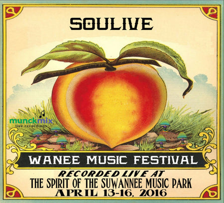 Warren Haynes Ashes and Dust - Live at 2016 Wanee Music Festival