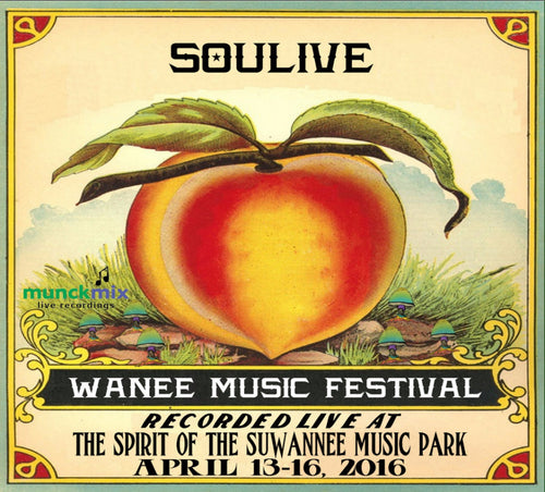 Soulive- Live at 2016 Wanee Music Festival