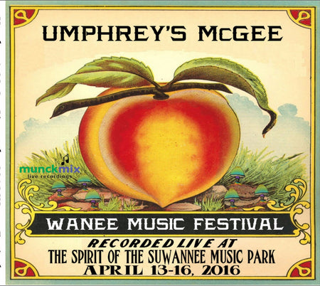 Bobby Lee Rodgers Trio - Live at 2016 Wanee Music Festival