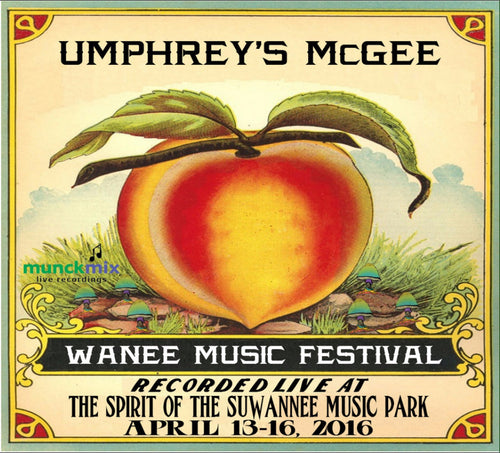 Umphrey's McGee - Live at 2016 Wanee Music Festival
