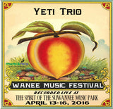 The Yeti Trio - Live at 2016 Wanee Music Festival