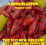 Carsie Blanton - Live at 2017 New Orleans Jazz & Heritage Festival