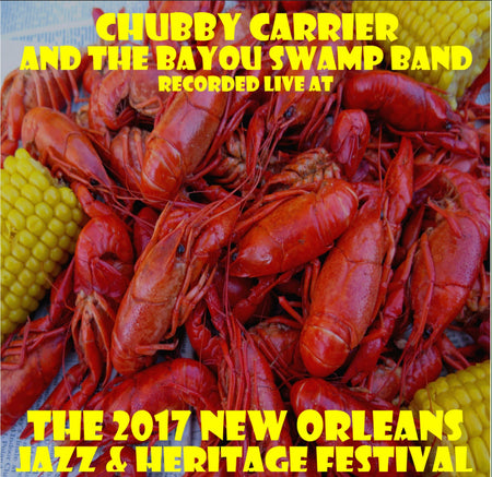 Corey Ledet & His Zydeco Band - Live at 2017 New Orleans Jazz & Heritage Festival