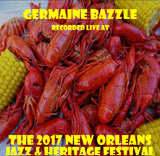 Germaine Bazzle - Live at 2017 New Orleans Jazz & Heritage Festival