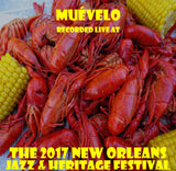 Muévelo featuring Margie Perez - Live at 2017 New Orleans Jazz & Heritage Festival