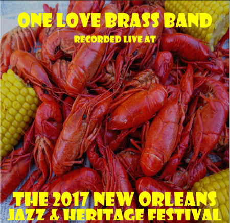 Marc Broussard - Live at 2017 New Orleans Jazz & Heritage Festival