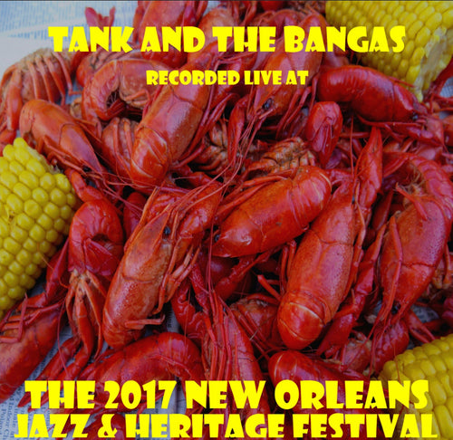 Tank and The Bangas - Live at 2017 New Orleans Jazz & Heritage Festival