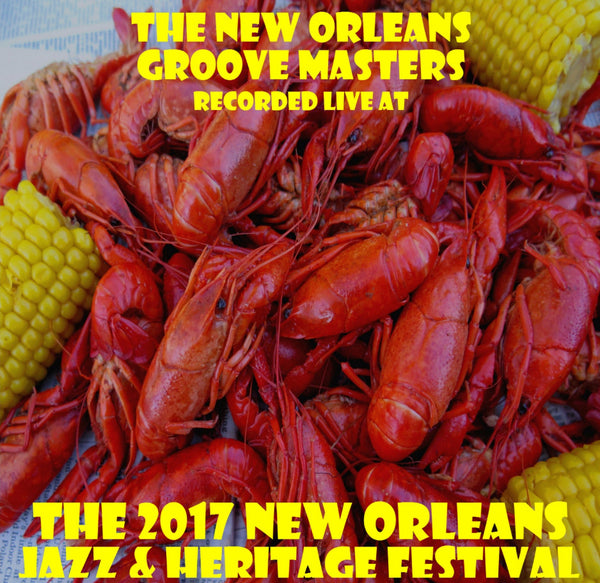 The New Orleans Groove Masters featuring Herlin Riley, Shannon Powell, and Jason Marsalis - Live at 2017 New Orleans Jazz & Heritage Festival
