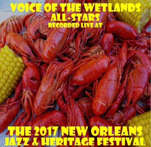 Voice of the Wetlands All-Stars - Live at 2017 New Orleans Jazz & Heritage Festival