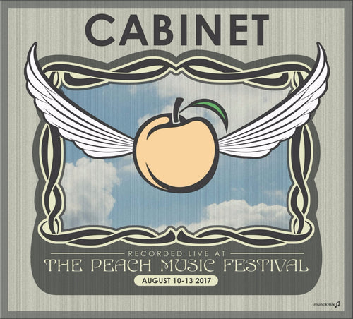 Cabinet 8-10-2017 - Live at 2017 Peach Music Festival