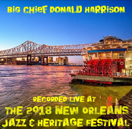Charmaine Neville Band - Live at 2018 New Orleans Jazz & Heritage Festival