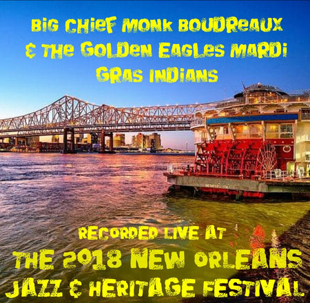 James Andrews & the Crescent City Allstars - Live at 2018 New Orleans Jazz & Heritage Festival