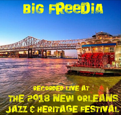 Big Freedia - Live at 2018 New Orleans Jazz & Heritage Festival