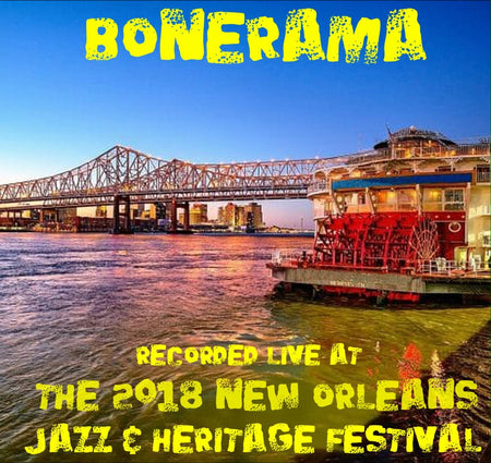 C.J. Chenier and the Red Hot Louisiana Band - Live at 2018 New Orleans Jazz & Heritage Festival