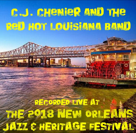 Big Chief Donald Harrison - Live at 2018 New Orleans Jazz & Heritage Festival
