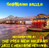 Germaine Bazzle - Live at 2018 New Orleans Jazz & Heritage Festival
