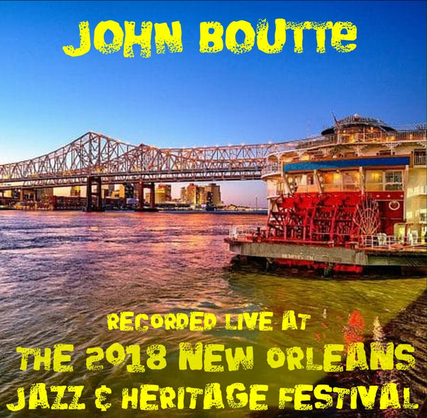 John Boutté - Live at 2018 New Orleans Jazz & Heritage Festival